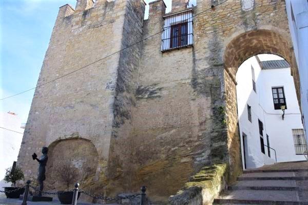 Hazas de la suerte Puerta de Snacho IV Vejer de la frontera pueblo blanco Cádiz Explore la Tierra