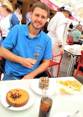 Ruta de las bodegas de vino de jerez or sherry, Tapas andaluzas