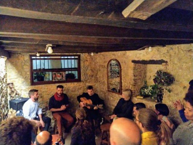 Origen del Flamenco. Música flamenca en Vejer de la Frontera Tabanco
