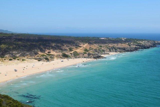 Playa del Cañuelo Best Beach Cádiz