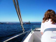 Almadraba tour atún rojo Cádiz barco privado Explore la Tierra