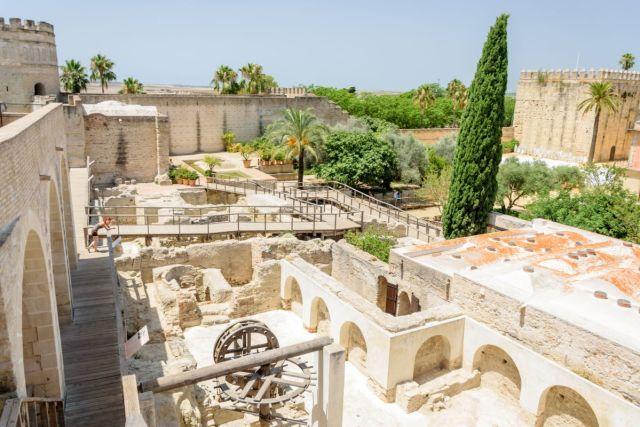 Alcazar de Jerez de la Frontera, Cadiz, Explore la Tierra
