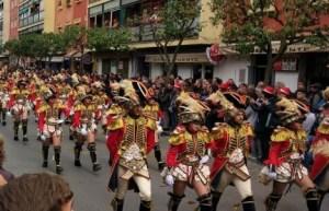 Blog Cadiz's carnival photo of Carnival parade