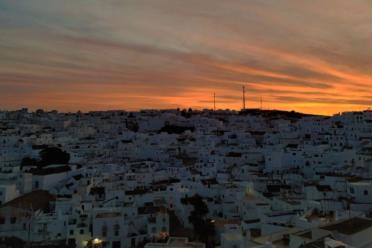 Feature image for Romantic Vejer de la Frontera Cadiz