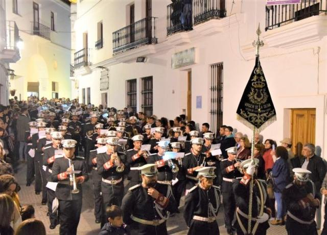 Easter Vejer de la Frontera music April