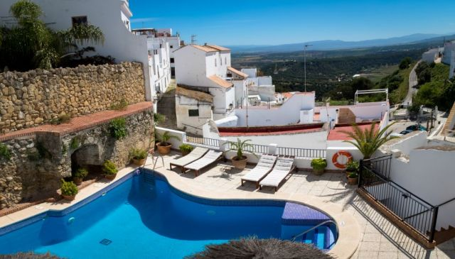 Palmeras View general 3-2 places where to stay in Vejer