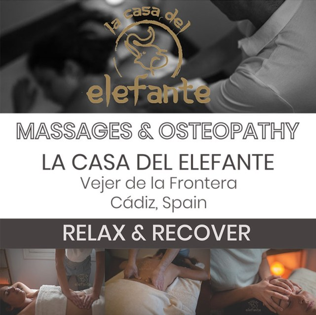 Massages in Vejer de la Frontera Cadiz