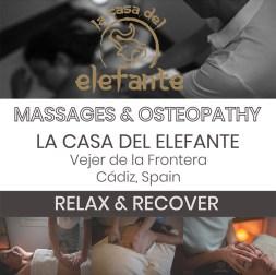 Massages in Vejer de la Frontera Cadiz
