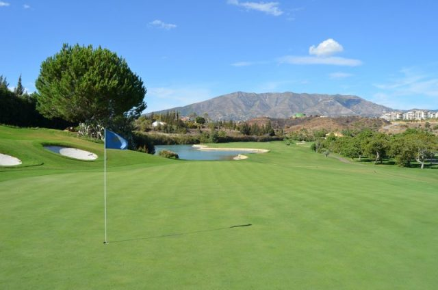 Golf course Cadiz province