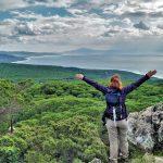 Rutas de senderismo fotográfico Cadiz Parque Natural El Estrecho Estrecho Gibraltar