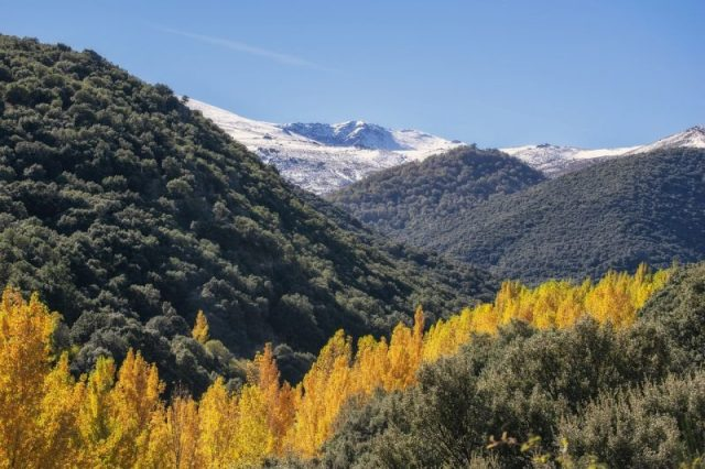 Vereda de la Estrella hike sierra nevada mejores rutas Senderismo Andalucia