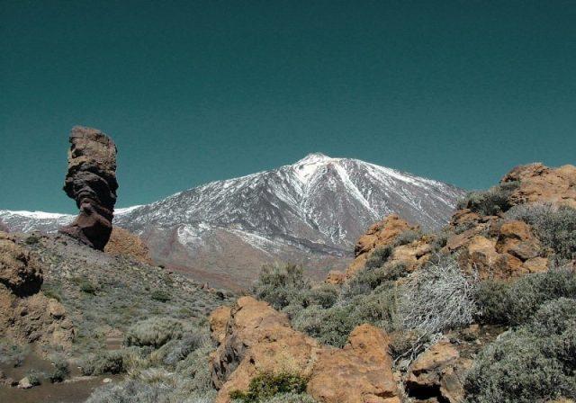 Vacaciones senderismo España 040 hike Teide national park