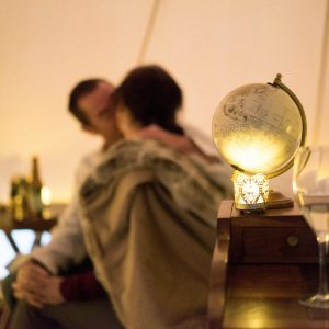 explore life glamping events