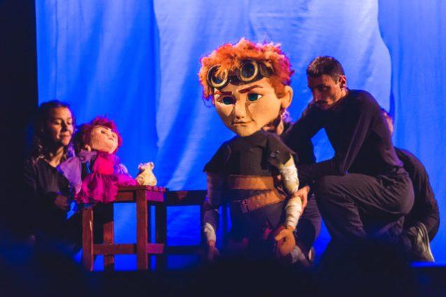 Peter Pan_Teatrul Gulliver