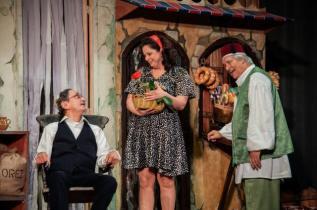 Teatrul Dramatic Fani Tardini vă așteaptă în week-end cu trei piese deosebite