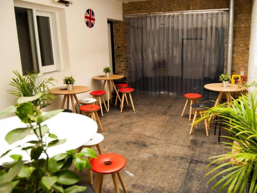 The Dictionary Hostel in London