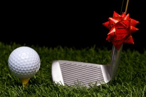 Gift ideas for golfers