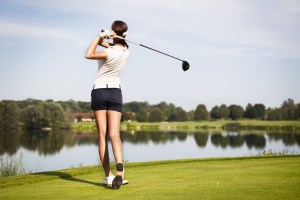 Minnesota Lakeside Golf