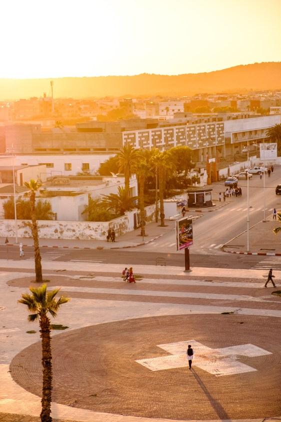 Mystische Stimmung in Essaouira