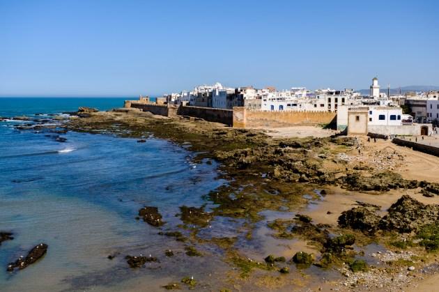 Ein anderer Blick auf die Medina von Essaouira