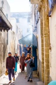 Das Leben in Essaouira