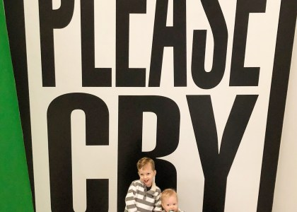 Boys Please Cry at Amsterdam Museum of Contemporary Design