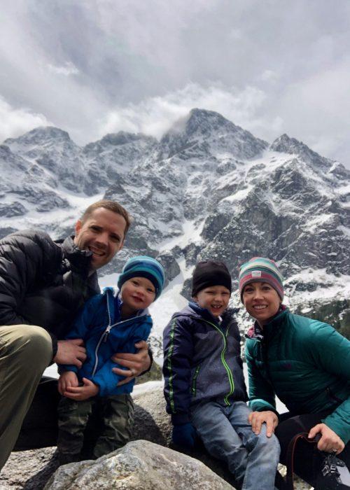 a family trip to Zakopane