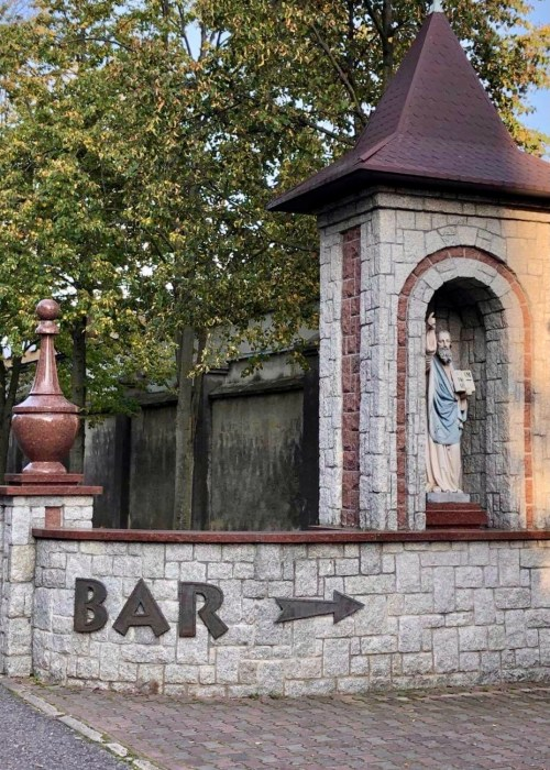 Head to the bar in Poland for the best Polish food!