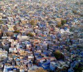 Bule City of Rajathan Jodhpur