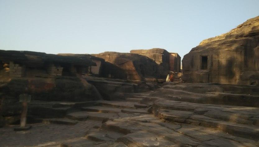 How to reach Udayagiri caves