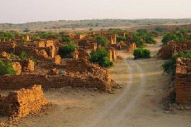 Kuldhara village, Jaisalmer