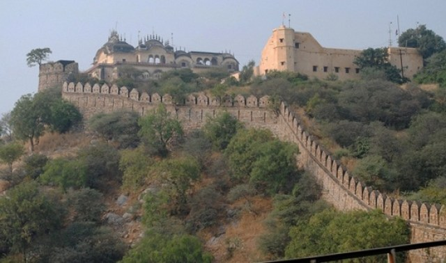Bala fort of Alwar