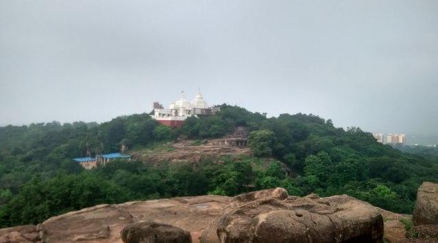Khandagiri Jain temple
