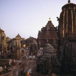 History of Lingaraja Temple