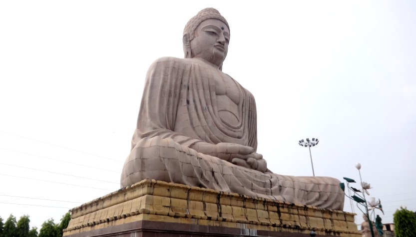 monasteries in Bodhgaya or Bodh gaya