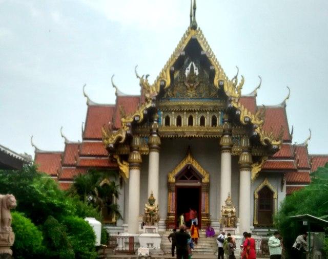 wat thai monastery Bodhgaya