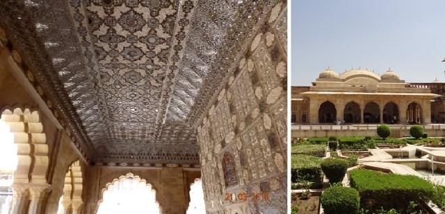 Sheesh Mahal at Amer Fort