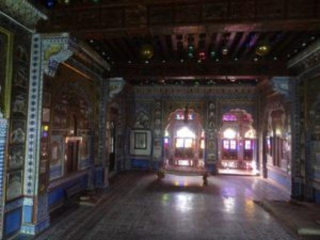 palace of Jodhpur Fort