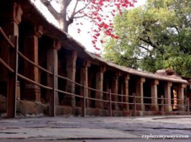 Chausath yogini temple near Jabalpur