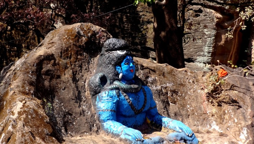 Religious points Pachmarhi mahadev cave temples