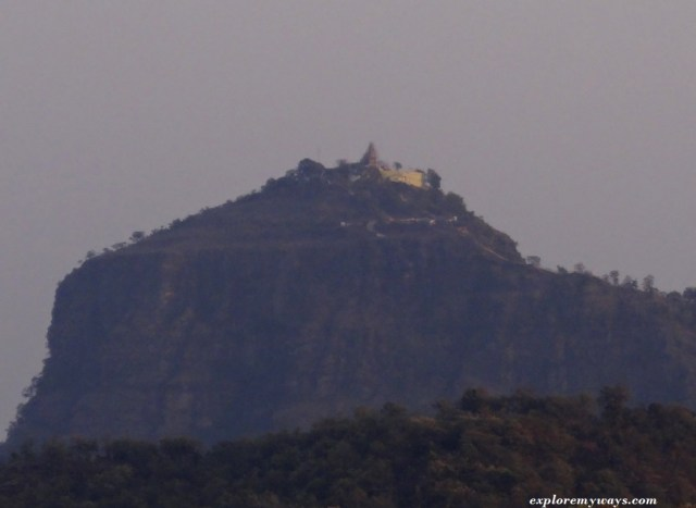 Chauragarh Temple at Pachmarhi