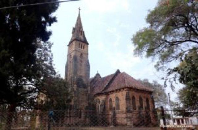 Churches of Pachmarhi
