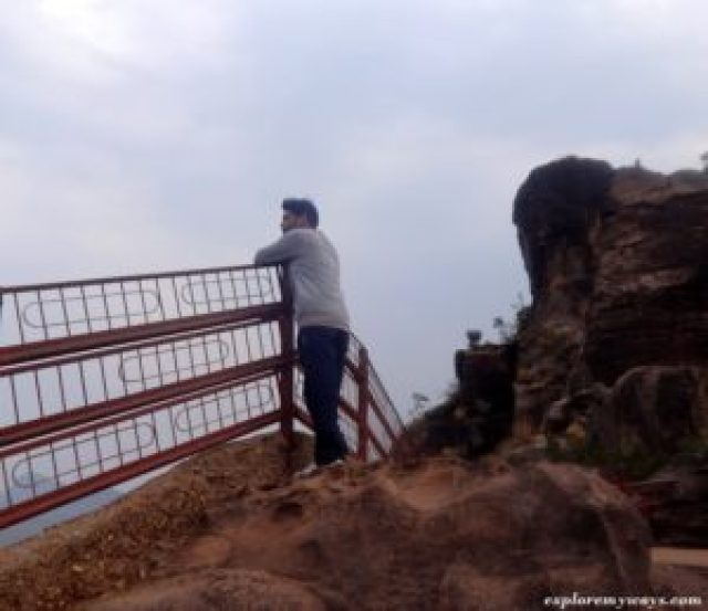 Dhupgarh view point