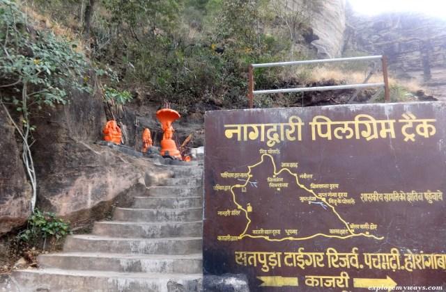Nagdwari track Pachmarhi
