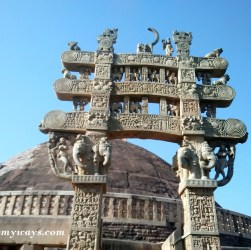History of Sanchi Stupa