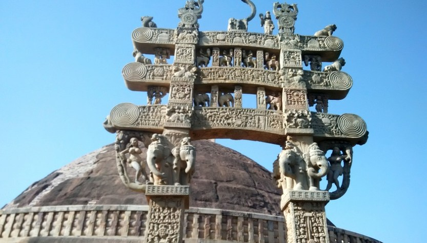 Travel guide of Sanchi Stupa