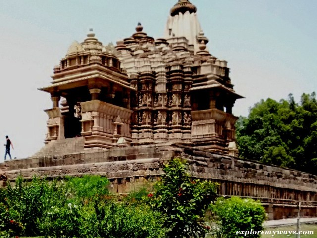 chitragupta temple of Khajuraho