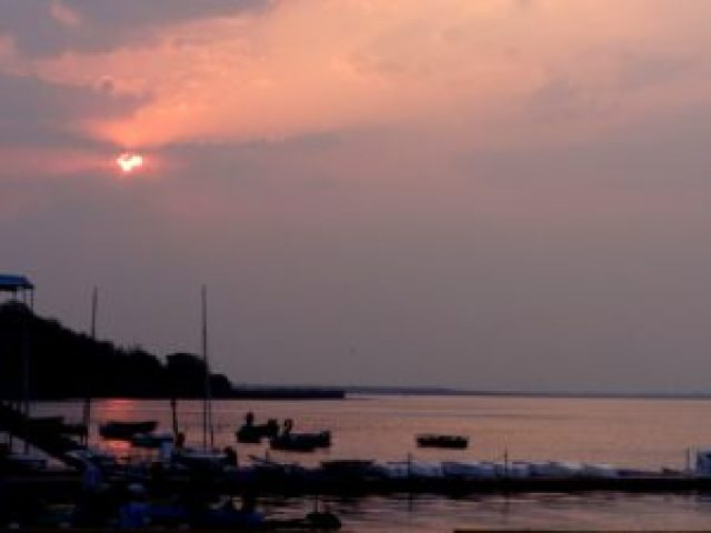 Upper lake of Bhopal