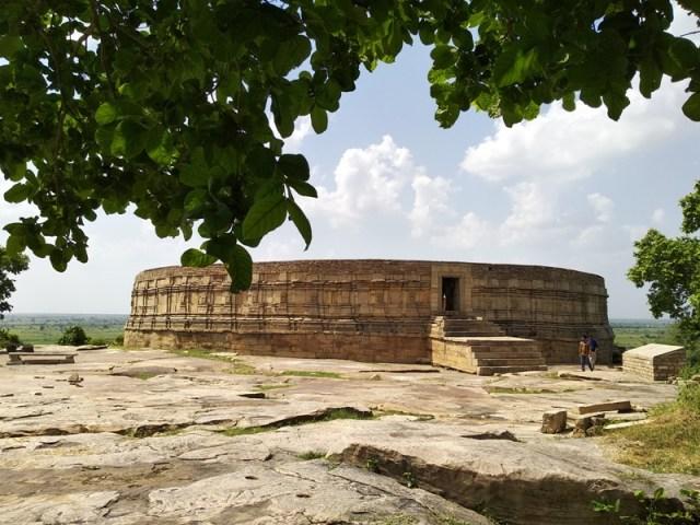 architecture of 64 Yogini Temple