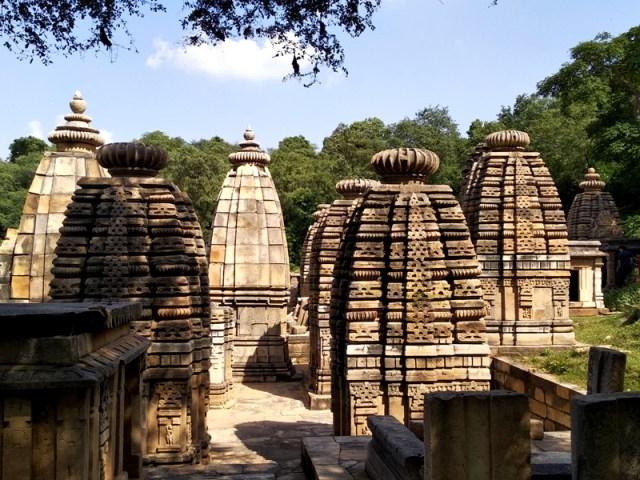 temple of bateshwar near gwalior